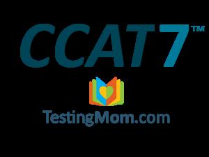 CCAT test logo