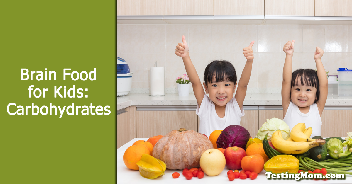 Brain Food for Kids: Carbohydrates
