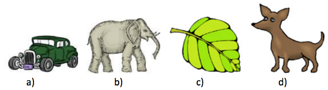 ITBS 2nd grade sample questions - math
