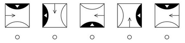 Sample OLSAT Level C Question