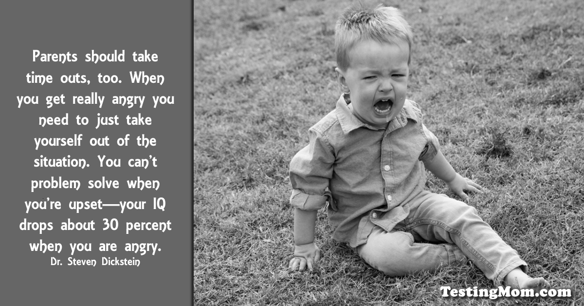 Tears, Tantrums and Meltdowns, Oh My!