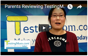 Reviews of TestingMom.com – from Parents!