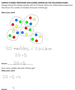 Practice Questions For Common Core Ela And Math Tests Testing Mom