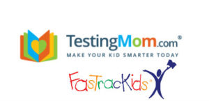 Testing Mom announces partnership with FasTracKids!