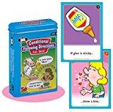 Conditional Following Directions Fun Deck Cards - Super Duper Educational Learning Toy for Kids