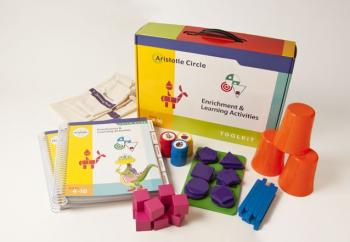 Enrichment and Learning Activity Kit Ages 4-10 by Aristotle Circle