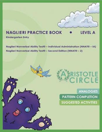 Workbook for NNAT® Test Level A by Aristotle Circle
