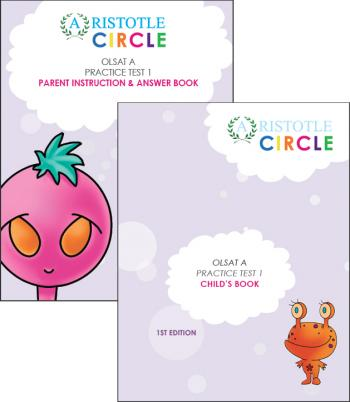 Practice Test for OLSAT® Assessment Level A/Grade Pre-K and K by Aristotle Circle