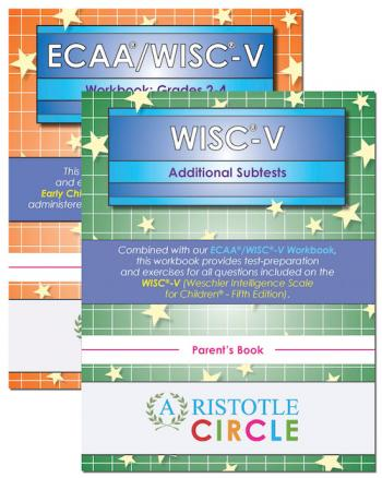 Complete ECAA®/WISC®-V Bundle by Aristotle Circle