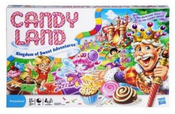 Candy Land - The Kingdom of Sweets Board Game (Mathematics)