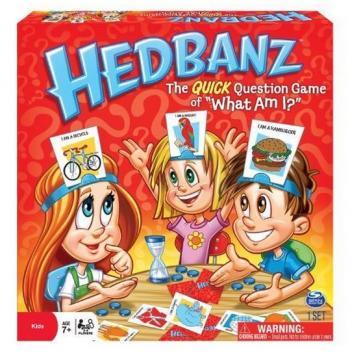 HedBanz Game (Verbal Reasoning)