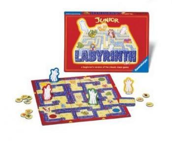 Labyrinth Jr. (Spatial Visualization)