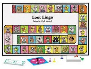 Loot Lingo: Games for Improving Language, Oral Communication, and Thinking Skills (Verbal Reasoning)