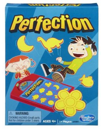 Perfection Game (Pattern Completion)