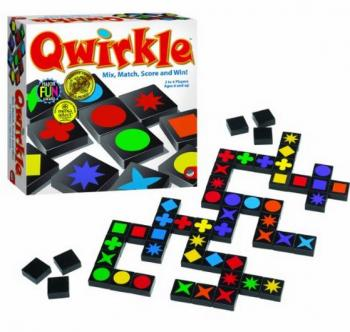 Qwirkle Board Game (Reasoning By Analogy)