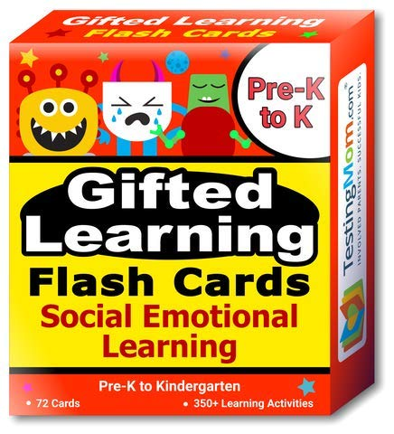 SEL – Social Emotional Learning Flash Cards available on Amazon