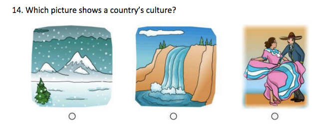 TerraNova 2nd Grade Practice Questions - Science and Social Studies