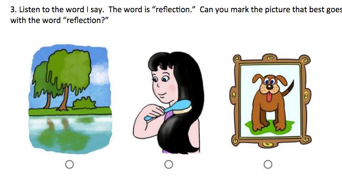 TerraNova 2nd Grade Practice Questions - Vocabulary